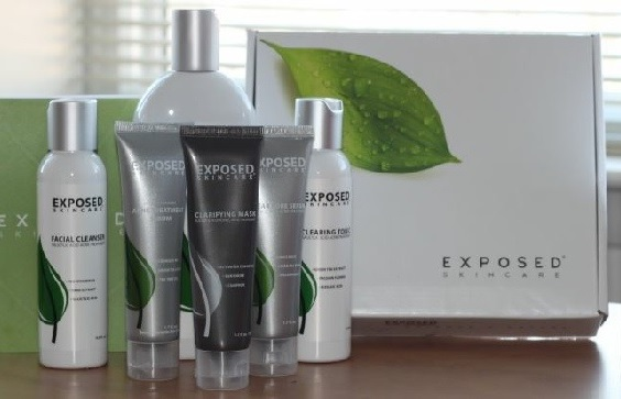 Exposed Skin Care Australia Acne Kit